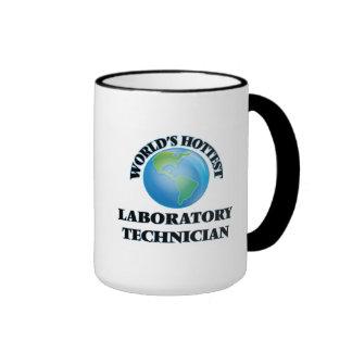 World's Hottest Laboratory Technician Coffee Mug