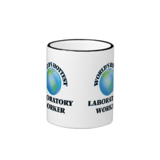 World's Hottest Laboratory Worker Mugs