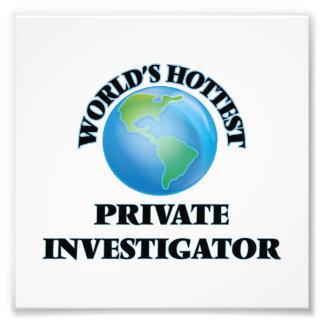 World's Hottest Private Investigator Photograph