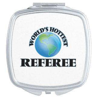World's Hottest Referee Vanity Mirror