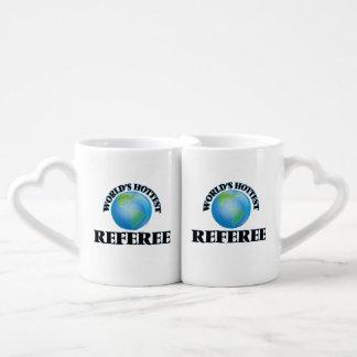 World's Hottest Referee Lovers Mug Sets
