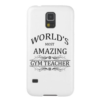 World's Most Amazing Gym Teacher Galaxy S5 Cover