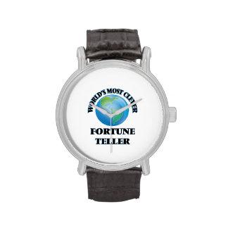 World's Most Clever Fortune Teller Wrist Watch
