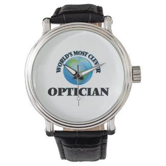 World's Most Clever Optician Watch