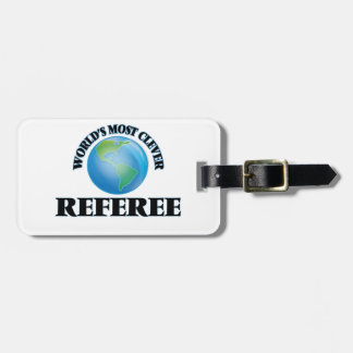 World's Most Clever Referee Tag For Bags