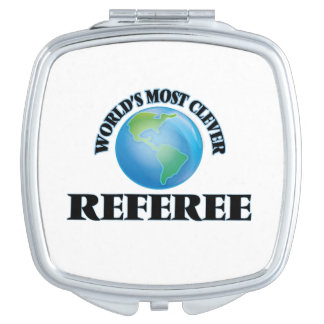 World's Most Clever Referee Vanity Mirrors