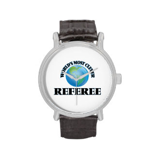 World's Most Clever Referee Wrist Watches