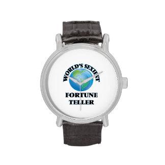 World's Sexiest Fortune Teller Wristwatch