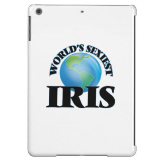 World's Sexiest Iris Case For iPad Air