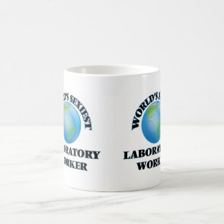World's Sexiest Laboratory Worker Mugs