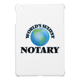 World's Sexiest Notary iPad Mini Covers