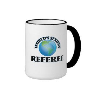 World's Sexiest Referee Mugs