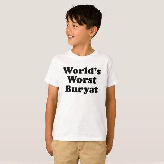 World's Worst Buryat T-Shirt
