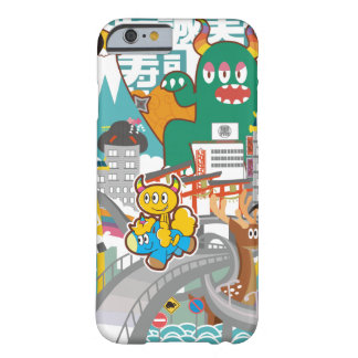 Worldwide travelling in Japan of bull and amarero Barely There iPhone 6 Case