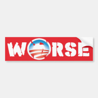 Worse Bumper Stickers