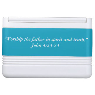 """""""Worship"""" 12 Can Cooler Chilly Bin"""