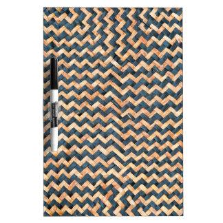 Woven Bamboo Dry Erase Board