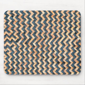 Woven Bamboo Mouse Pad