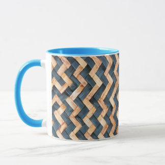 Woven Bamboo Mug