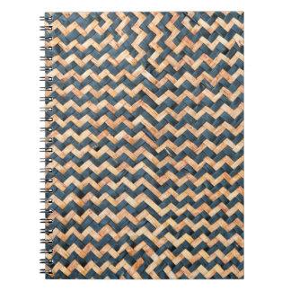 Woven Bamboo Notebook