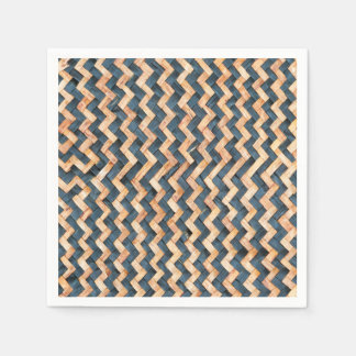 Woven Bamboo Paper Napkins