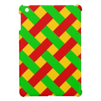 Woven Rasta Pattern for the iPad Mini. iPad Mini Case