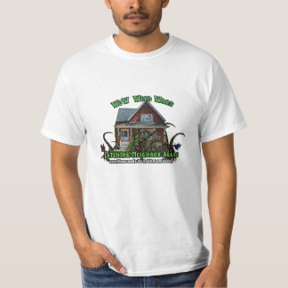 WoW Weed Wars Neighbor Aggro T-Shirt