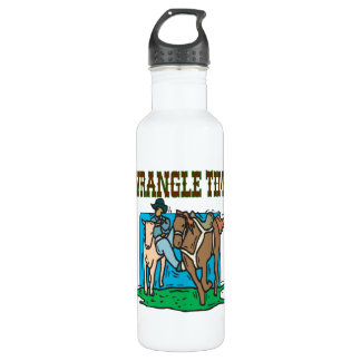 Wrangle Time 710 Ml Water Bottle