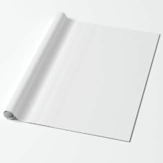 """Wrapping Paper (30"""" x 6' Roll, Matte Paper)"""