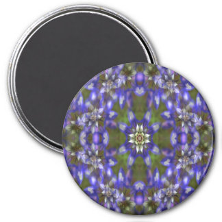 Wreath of Lupine.... Magnet