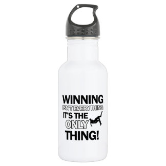 wrestle design 532 ml water bottle
