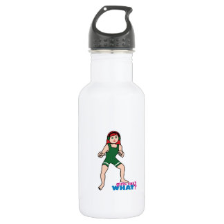Wrestler - Light/Red 532 Ml Water Bottle