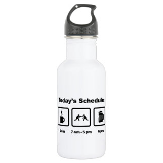 Wrestling 532 Ml Water Bottle