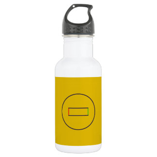 Wrestling Mat 532 Ml Water Bottle
