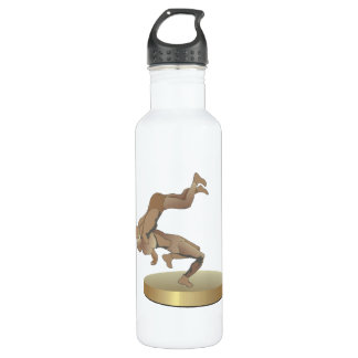 Wrestling Trophy 710 Ml Water Bottle