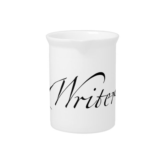 Writer Pitcher