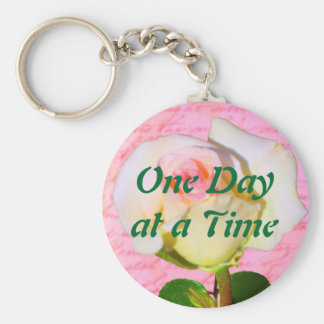 Written with Rose ODAT Key Ring