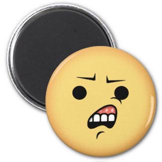 WTF Emoji Magnet