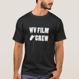 WV FILM CREW SHIRT (front and back design)