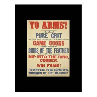 WW1 Collectors Card 1914 AUSTRALIA PROPAGANDA Postcard