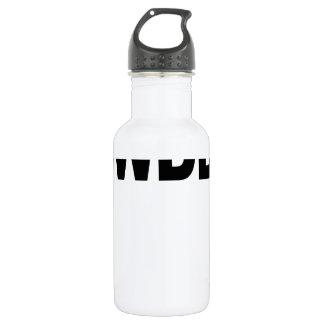 WWDD .png 532 Ml Water Bottle