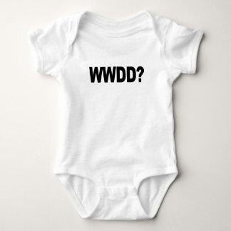 WWDD .png Baby Bodysuit