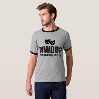 """WWDD?"" Tee"