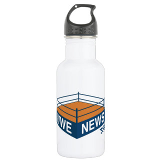 WWENews.net 532 Ml Water Bottle