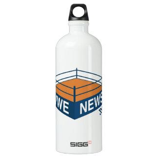 WWENews.net Water Bottle