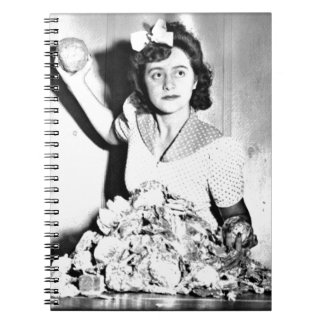 WWII Women on the Homefront/War Effort Notebooks
