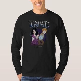 Wychetts Long Sleeved T Shirt- Bryony and Edwin T-Shirt