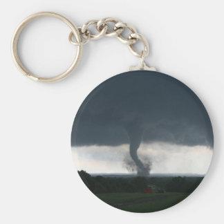 Wynnewood, OK EF4 Tornado Keychain