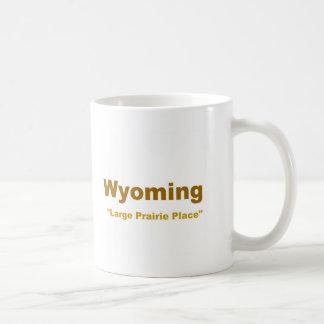 Wyoming- Coffee Mug
