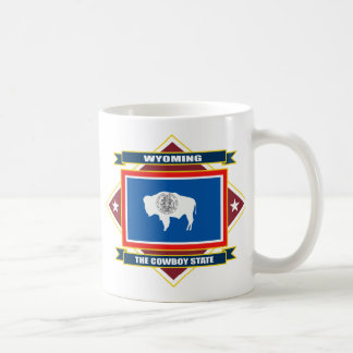 Wyoming Diamond Coffee Mug